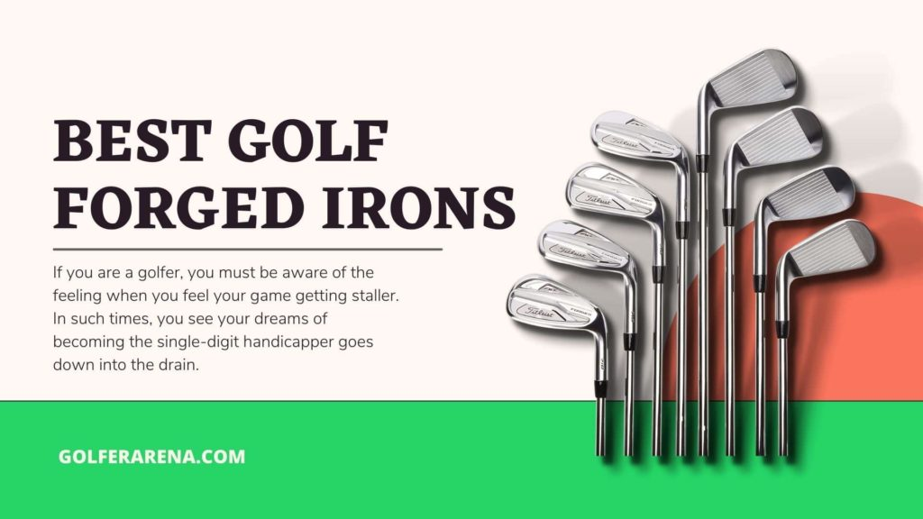 best golf forged irons