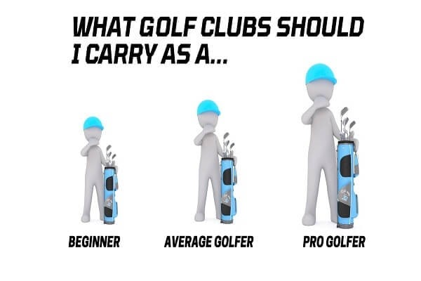 what golf clubs in my bag